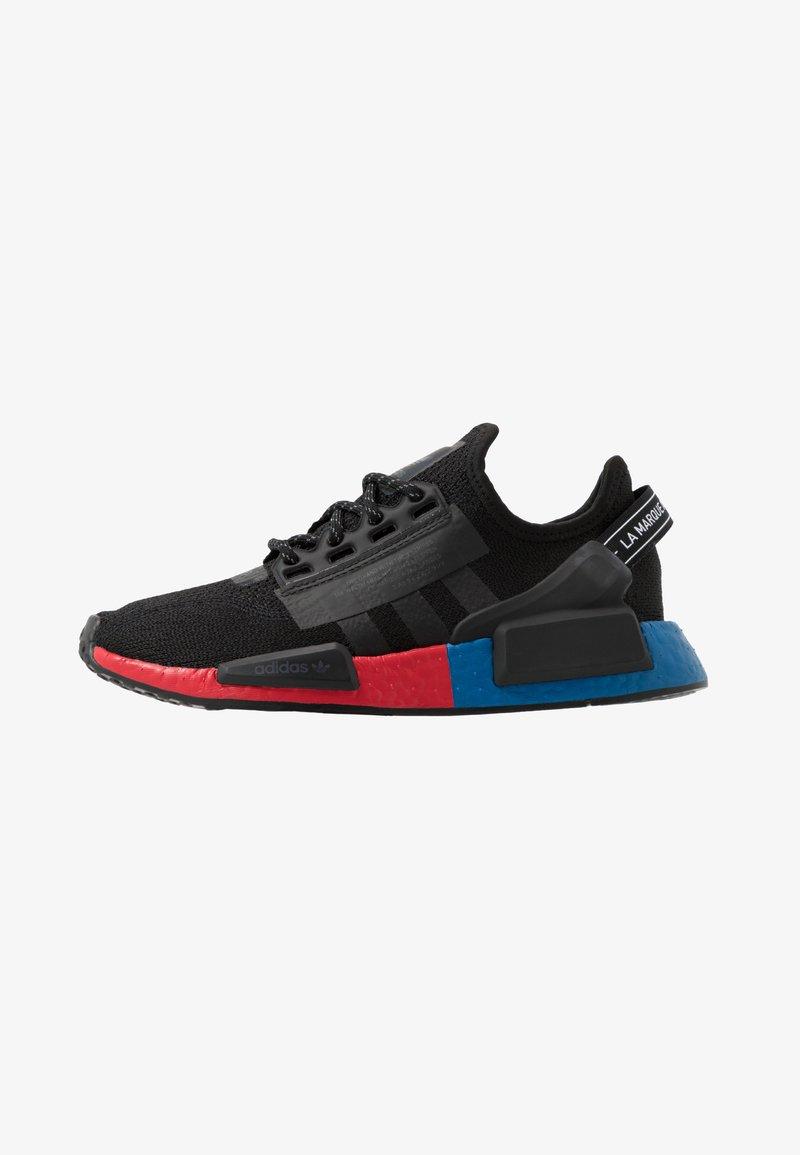 adidas Originals - NMD_R1.V2 - Matalavartiset tennarit - core black/carbon