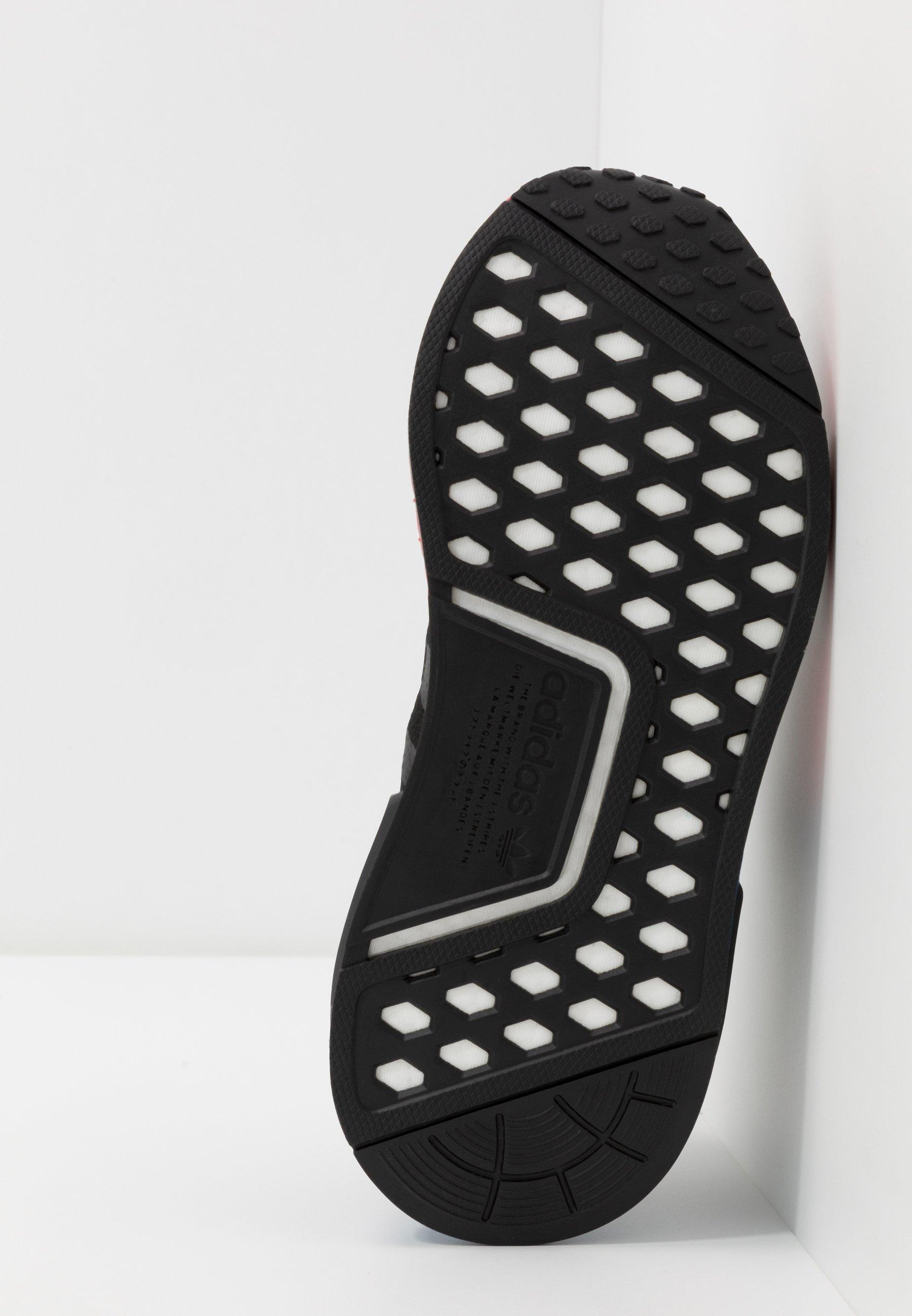 Adidas Originals Nmd_r1.v2 - Sneakers Laag Core Black/carbon Goedkope Schoenen