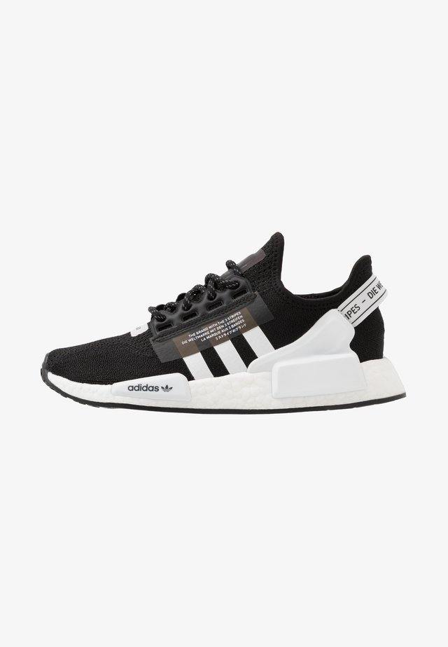 NMD_R1.V2 - Matalavartiset tennarit - core black/footwear white
