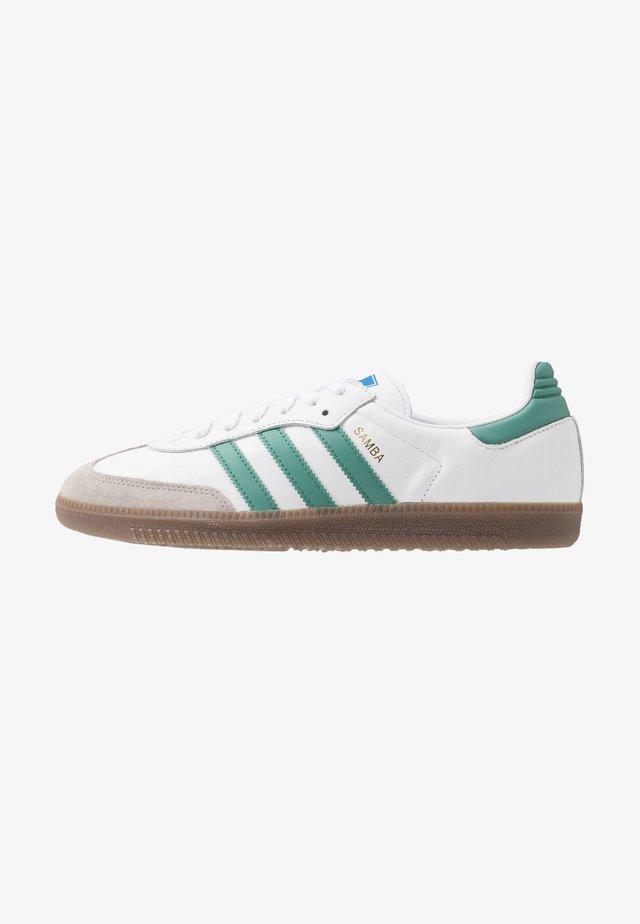 SAMBA - Sneakersy niskie - footwear white/core grani