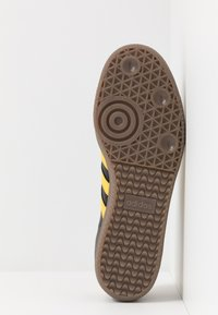 adidas Originals - SAMBA - Zapatillas - core black/equipment yellow/blu bird - 4