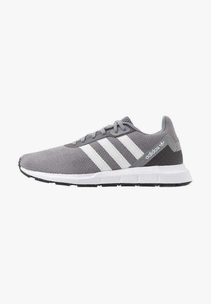 adidas Originals - SWIFT RUN - Trainers - grey three/footwear white/core black
