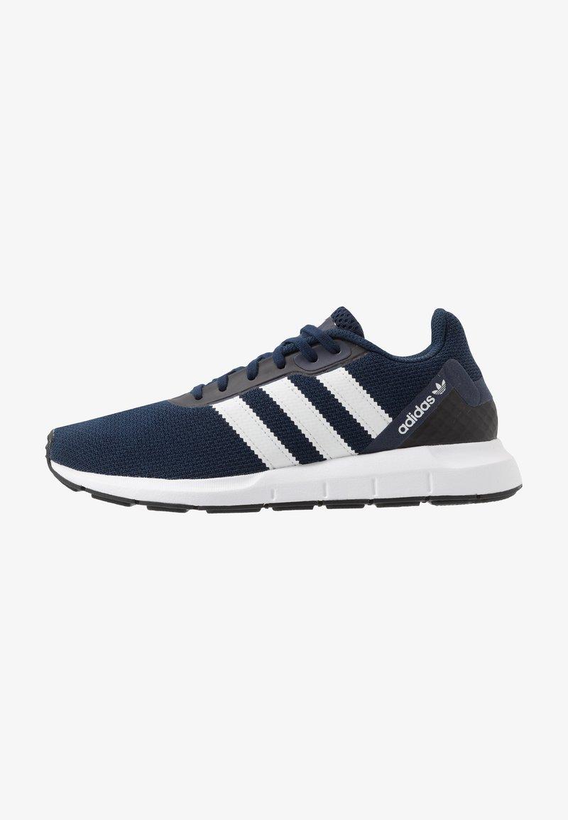 adidas Originals - SWIFT RUN - Sneakers - collegiate navy/footwear white/core black