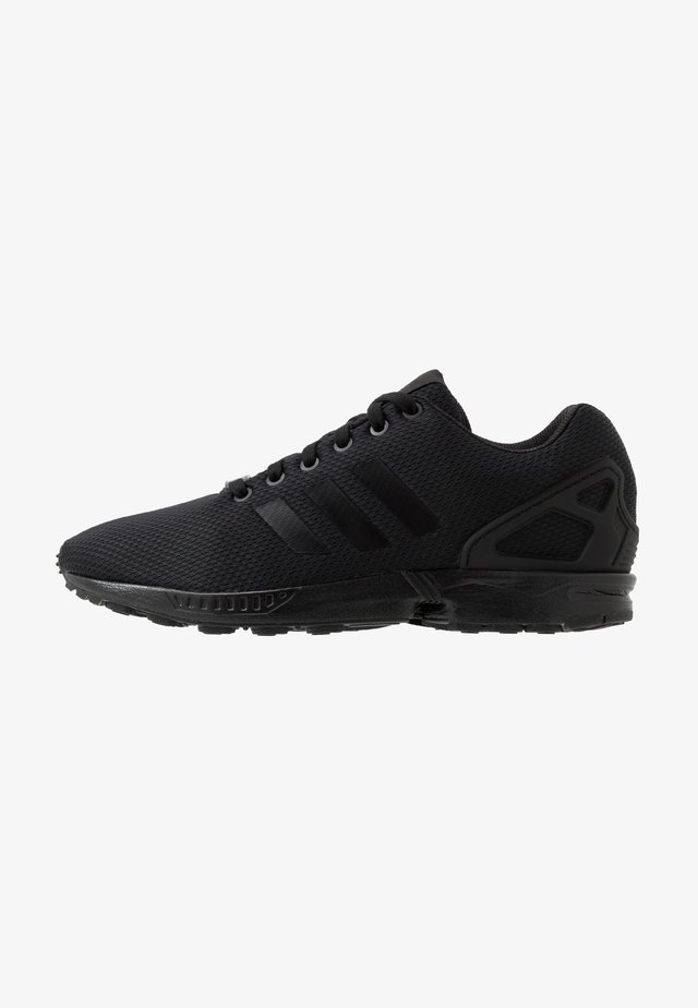 ZX FLUX - Sneakersy niskie - core black
