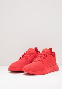 adidas Originals - X PLR - Matalavartiset tennarit - red - 2