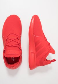 adidas Originals - X PLR - Matalavartiset tennarit - red - 1