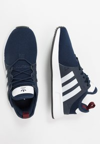adidas Originals - X PLR - Sneakersy niskie - collegiate navy/footwear white/core black - 1