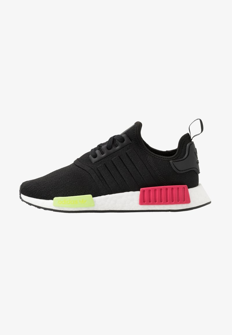 adidas Originals - NMD_R1 - Trainers - core black/energy pink