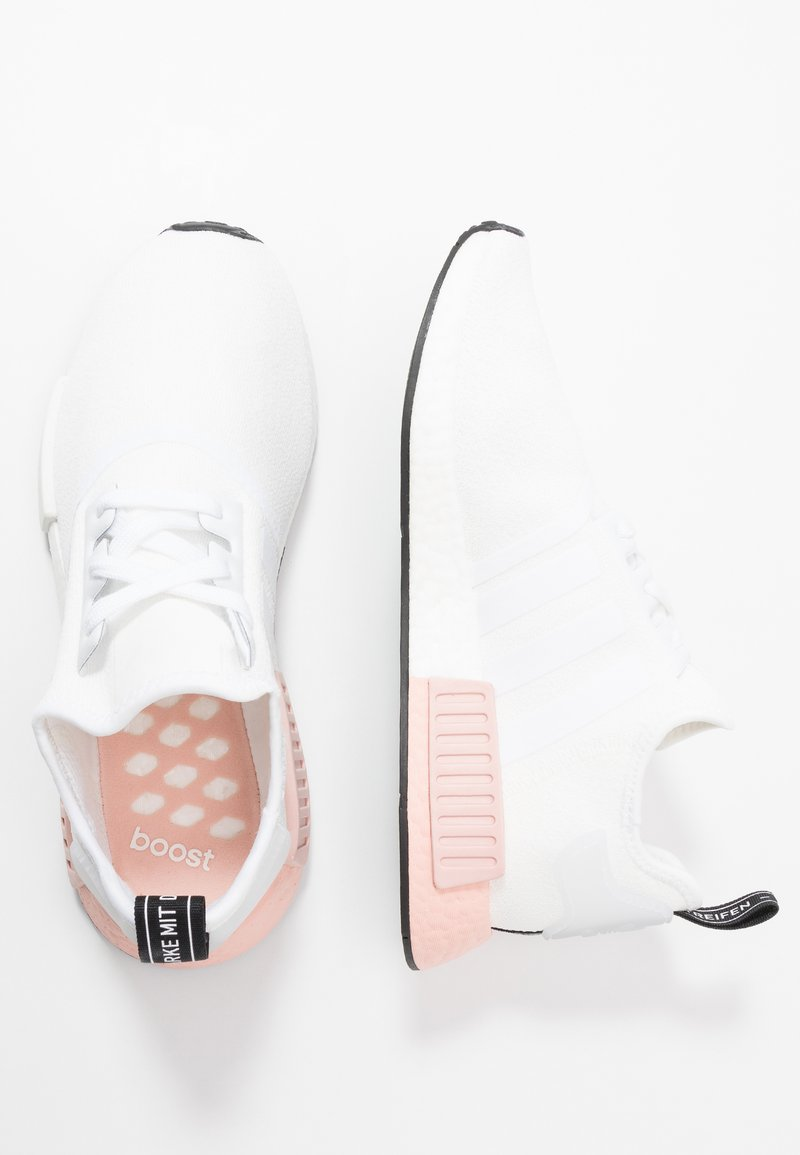 adidas Originals - NMD_R1 - Trainers - footwear white/vapour pink
