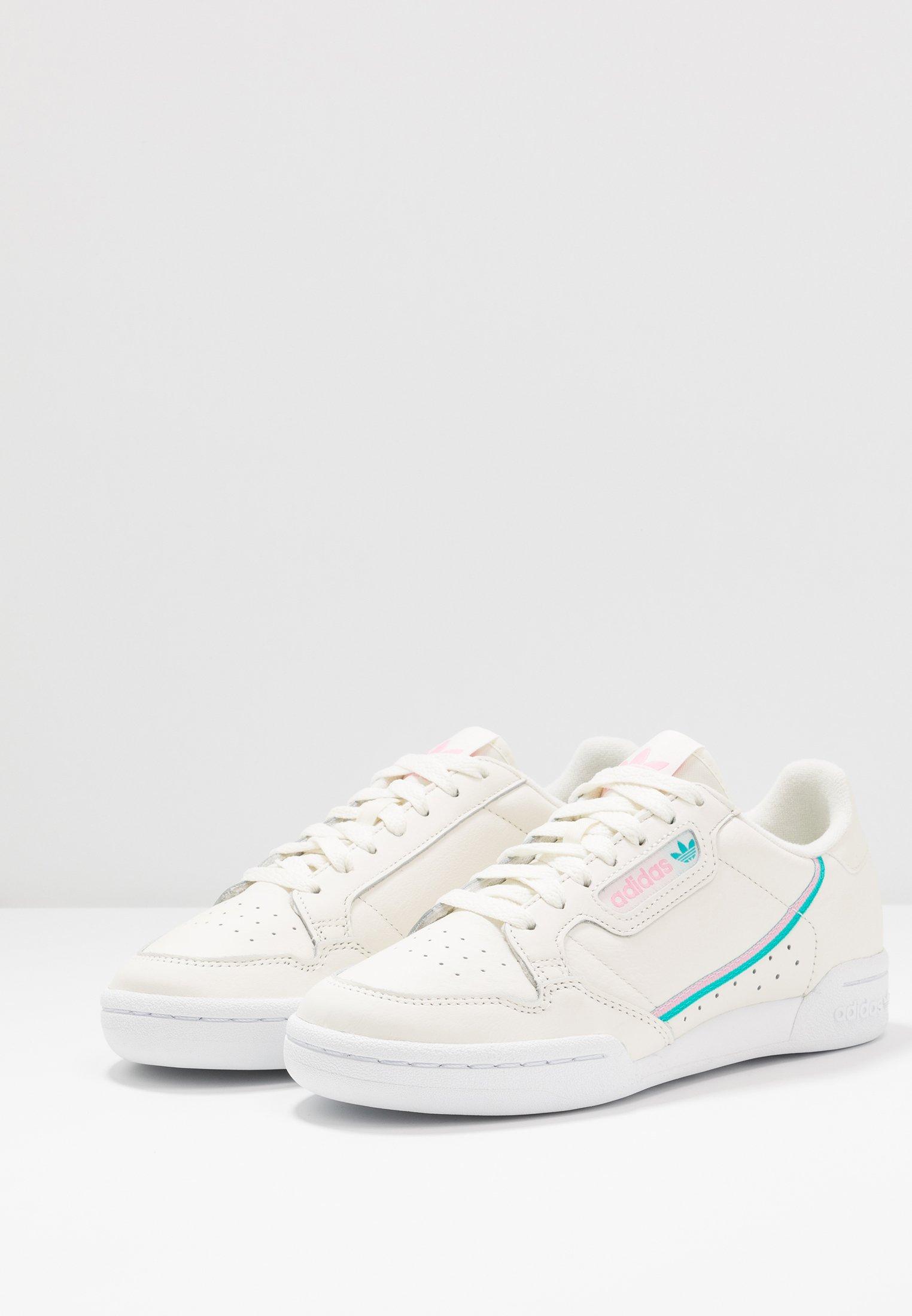 adidas offwhite true 80Baskets aqua Originals basses pink res CONTINENTAL hi FuT3KJc1l