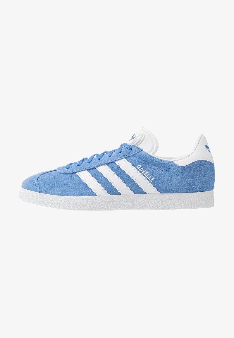 adidas Originals - GAZELLE - Sneaker low - real blue/footwear white