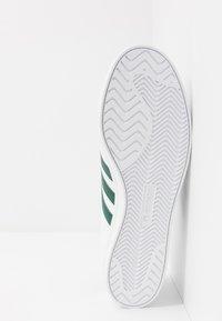 adidas Originals - COAST STAR - Trainers - footware white/collegiate green - 4