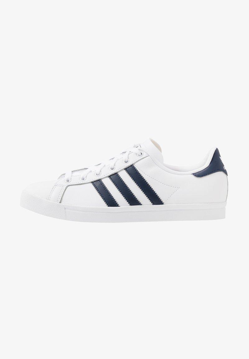adidas Originals - COAST STAR - Sneakers laag - footware white/collegiate navy