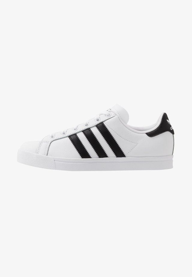 COAST STAR - Zapatillas - footwear white/core black