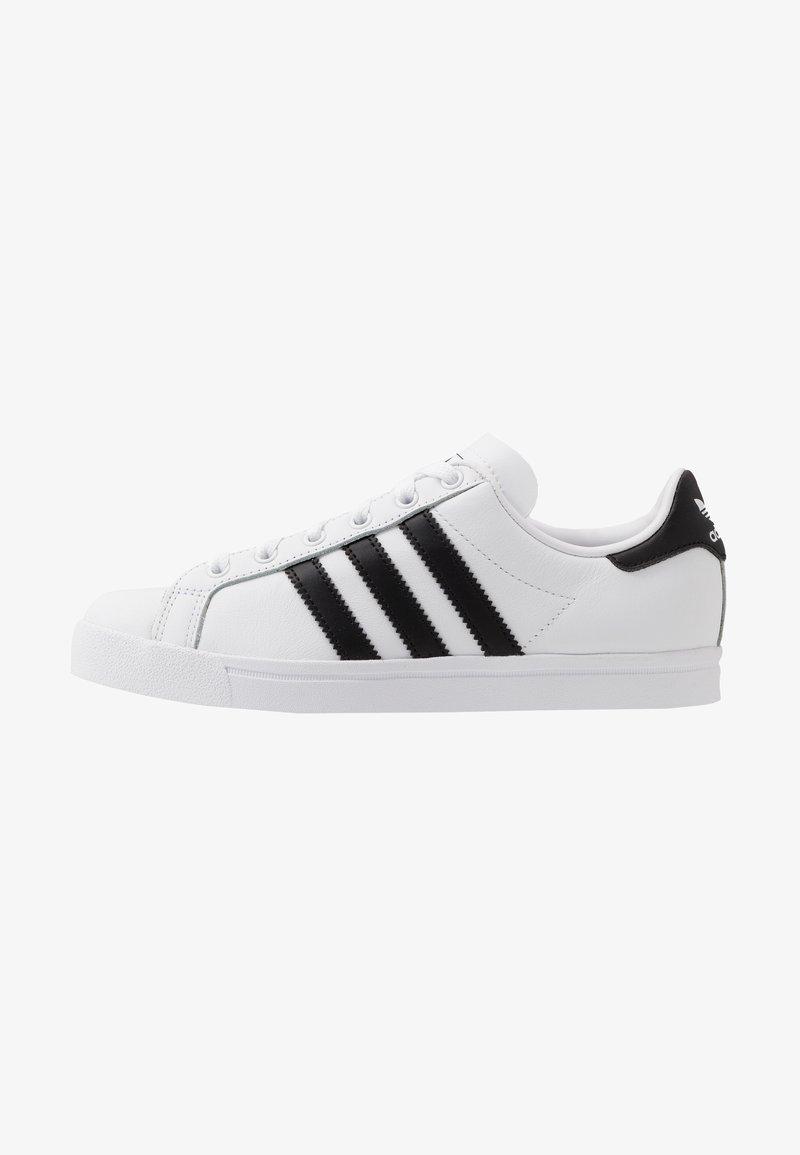 adidas Originals - COAST STAR - Trainers - footwear white/core black