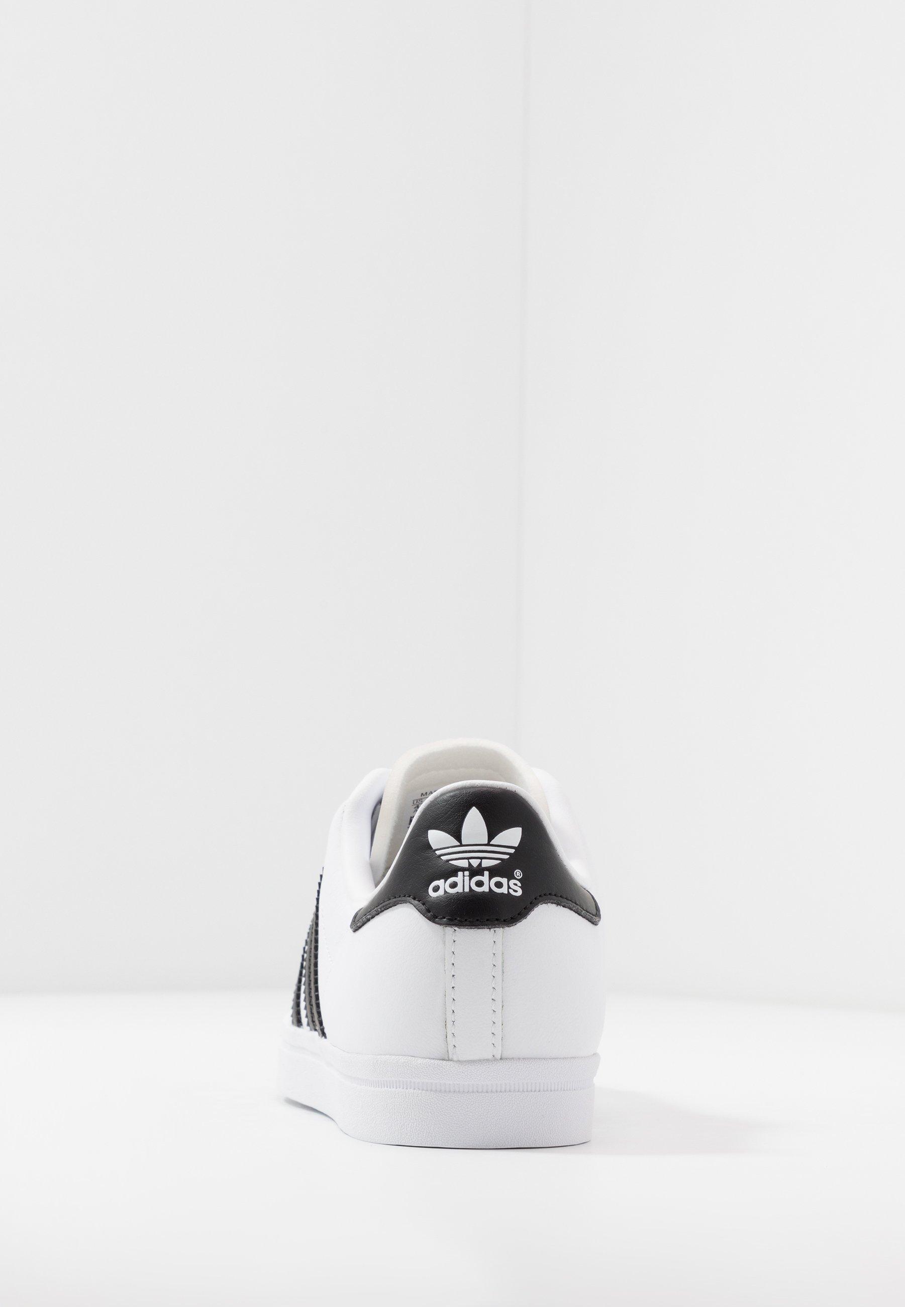 Adidas Originals Coast Star - Sneakers Footwear White/core Black