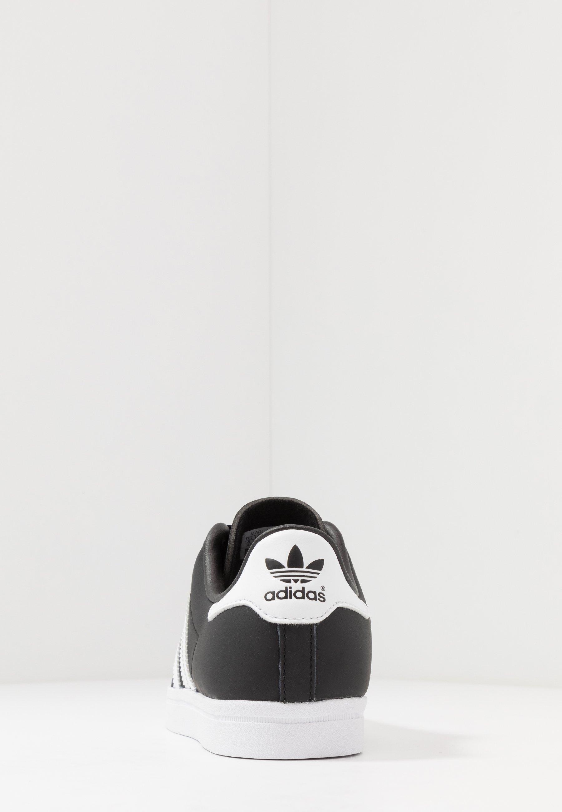 adidas Originals COAST STAR - Sneakers - cblack/ftwwht/cblack