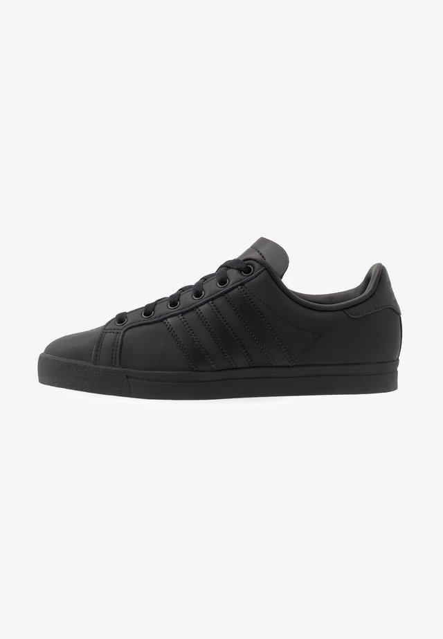 COAST STAR - Sneakersy niskie - core black/grey six