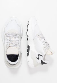 adidas Originals - NITE JOGGER - Sneakers laag - footwear white/crystal white - 1