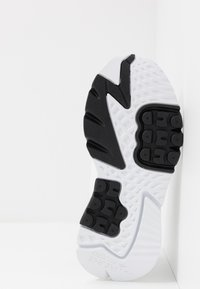 adidas Originals - NITE JOGGER - Sneakers laag - footwear white/crystal white - 4