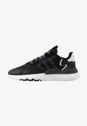NITE JOGGER - Baskets basses - core black/carbon