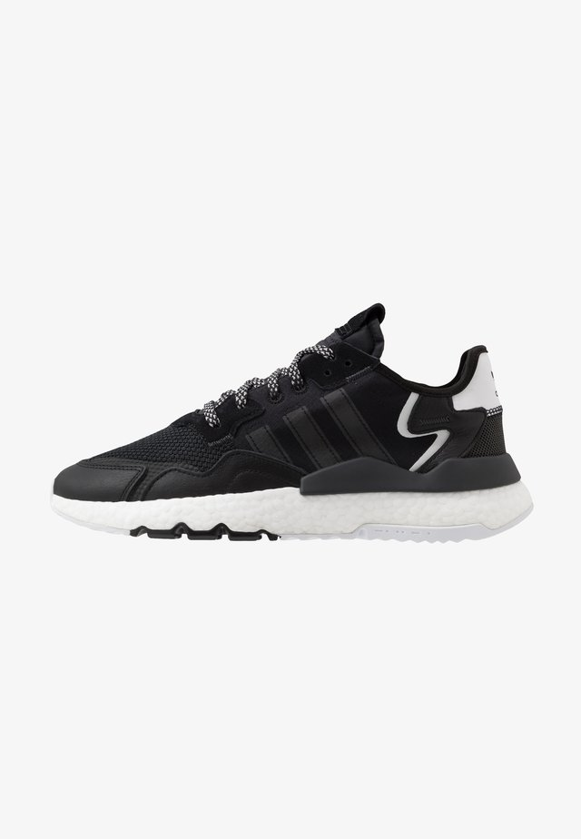 NITE JOGGER - Sneakers basse - core black/carbon