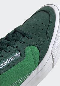 adidas Originals - CONTINENTAL VULC SHOES - Scarpe skate - green - 5