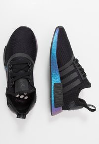 adidas Originals - NMD_R1 - Sneakers laag - core black/carbon - 1