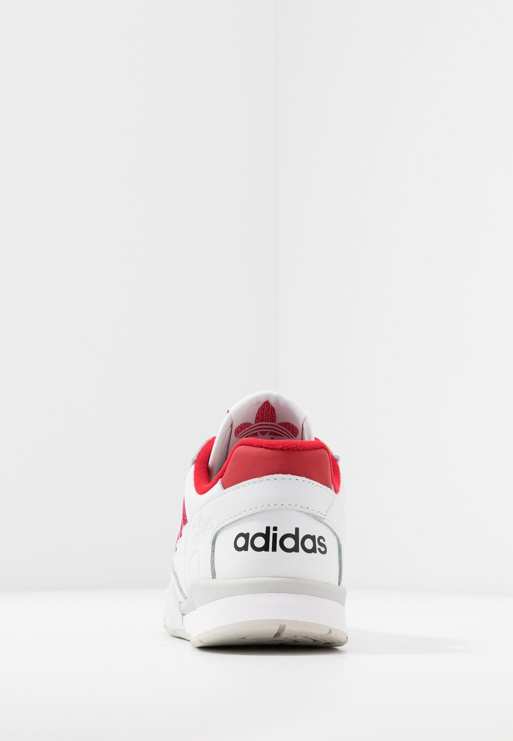 Adidas Originals Trainer - Sneakers Basse Footwear White/scarlet/core Black ODxnF5I