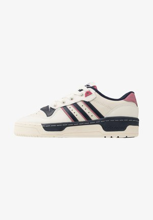 RIVALRY  - Sneakers laag - off white/legend ink/core white