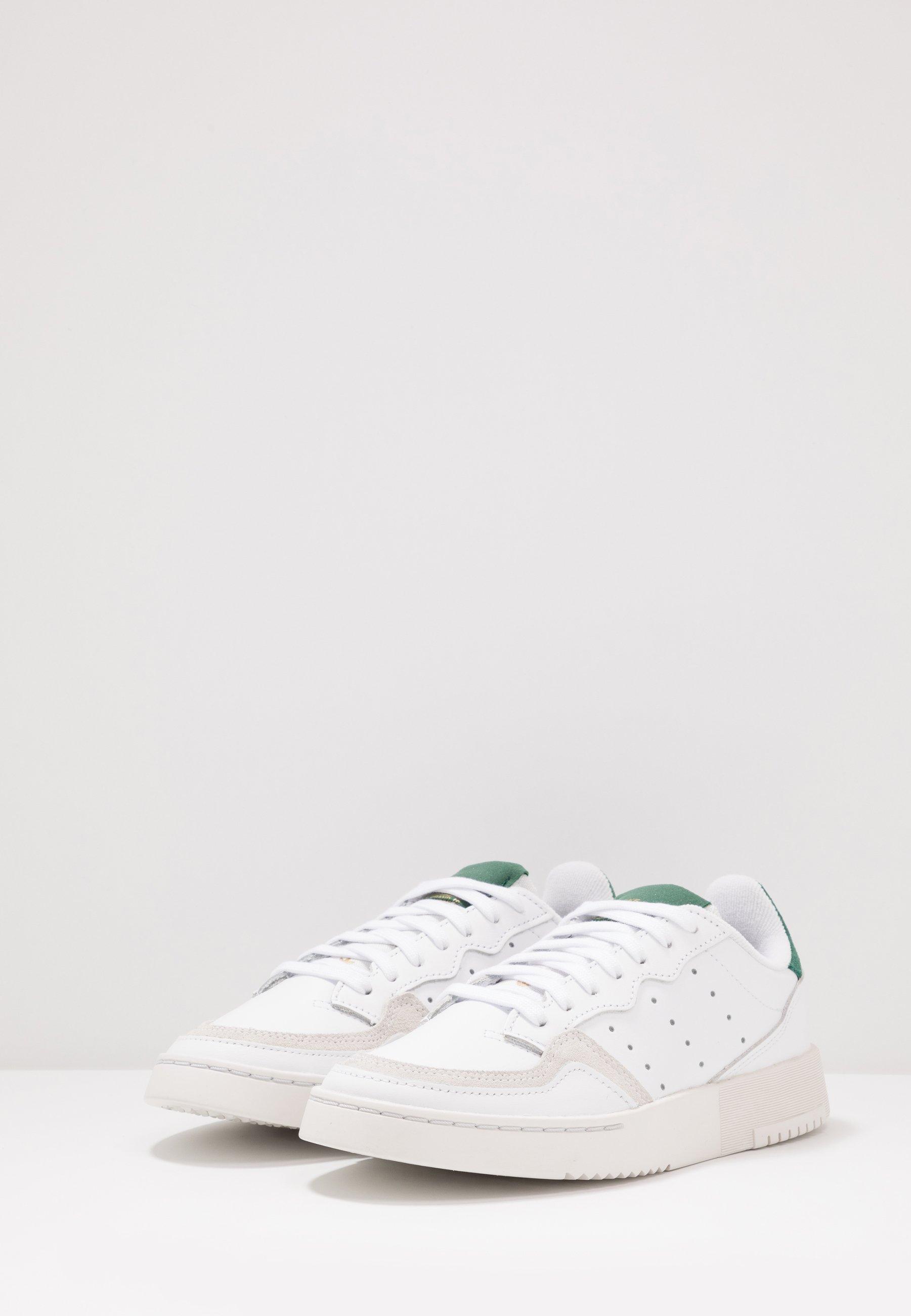 Adidas Originals Supercourt - Sneakers Basse Footwear White/collegiate Green 1rw5mY6