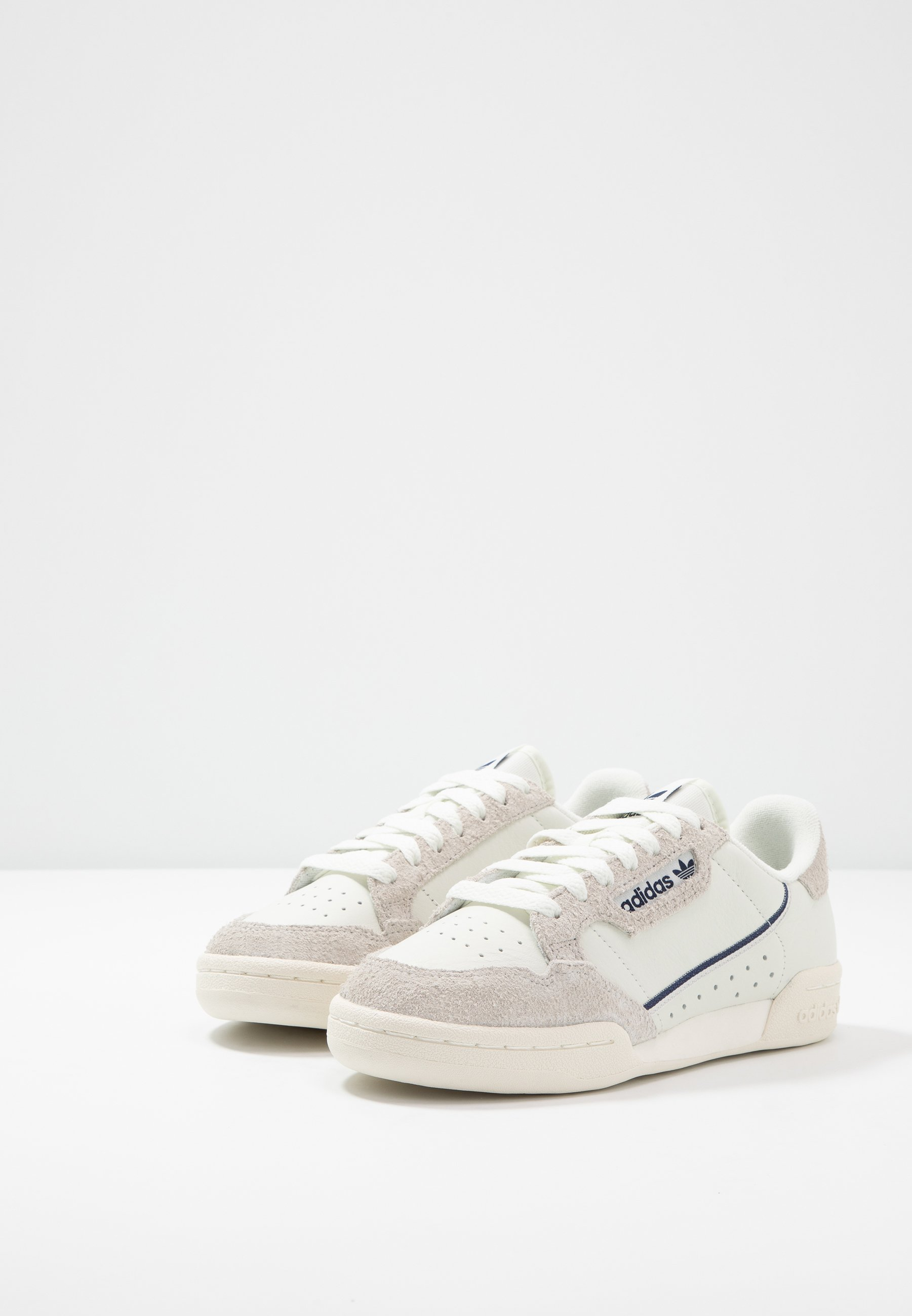 adidas Originals CONTINENTAL 80 - Sneakers basse - white tint/grey one/offwhite