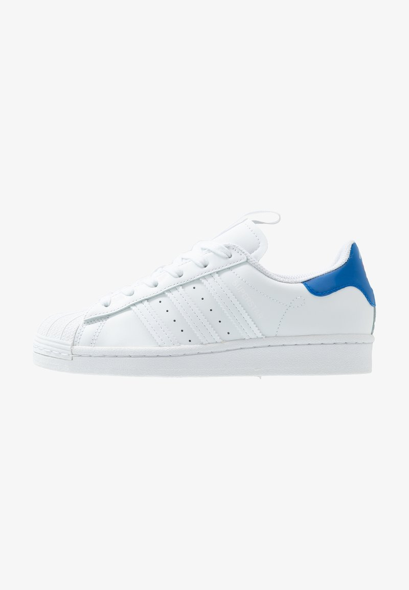adidas Originals - SUPERSTAR - Sneakers laag - footwear white/glow blue