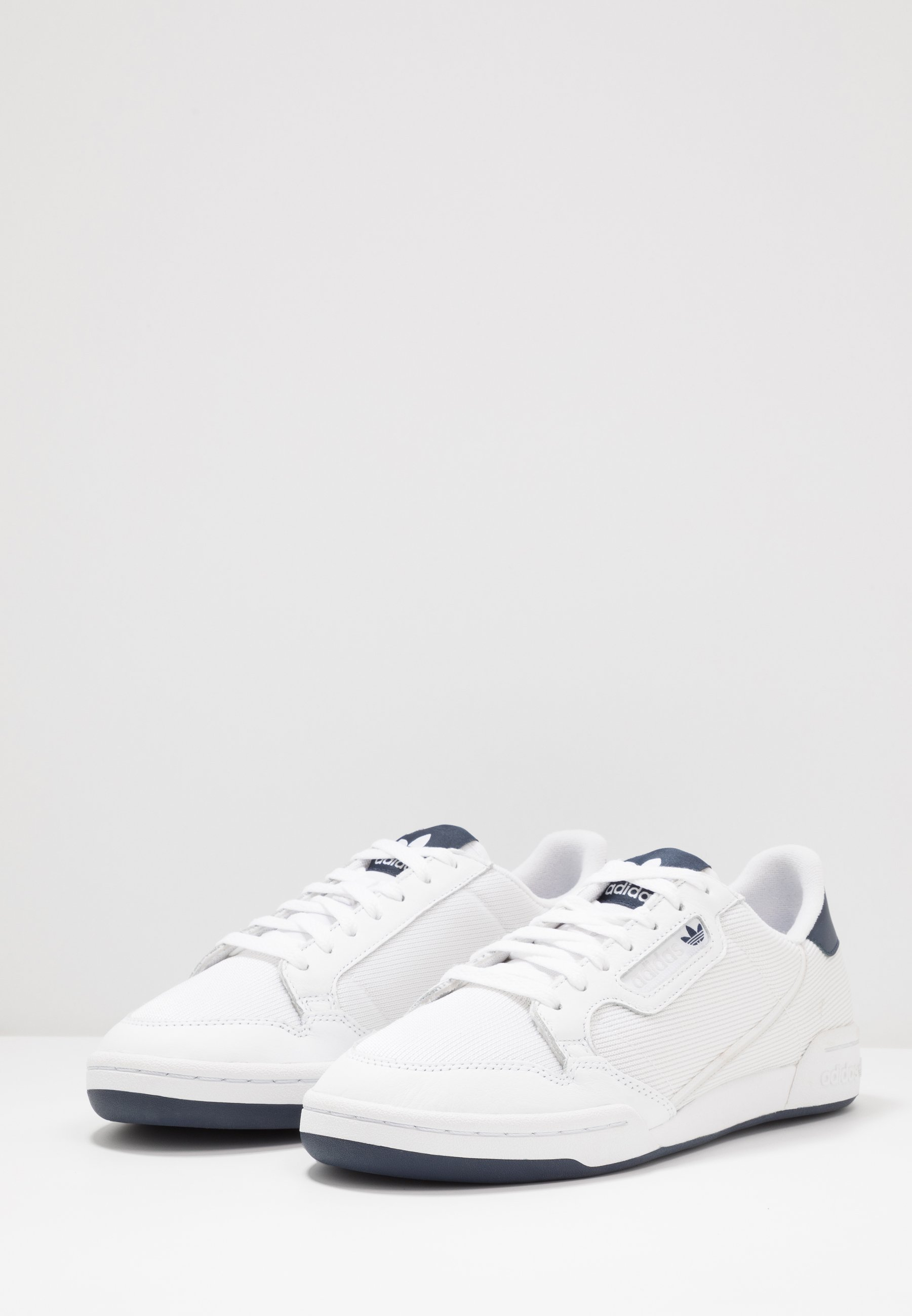 Adidas Originals Continental 80 - Sneakers Basse Footwear White/grey One/core Navy s0VCvk8