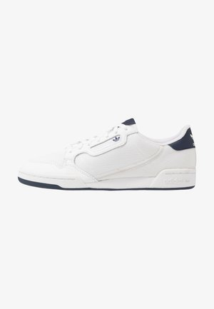 CONTINENTAL 80 - Matalavartiset tennarit - footwear white/grey one/core navy