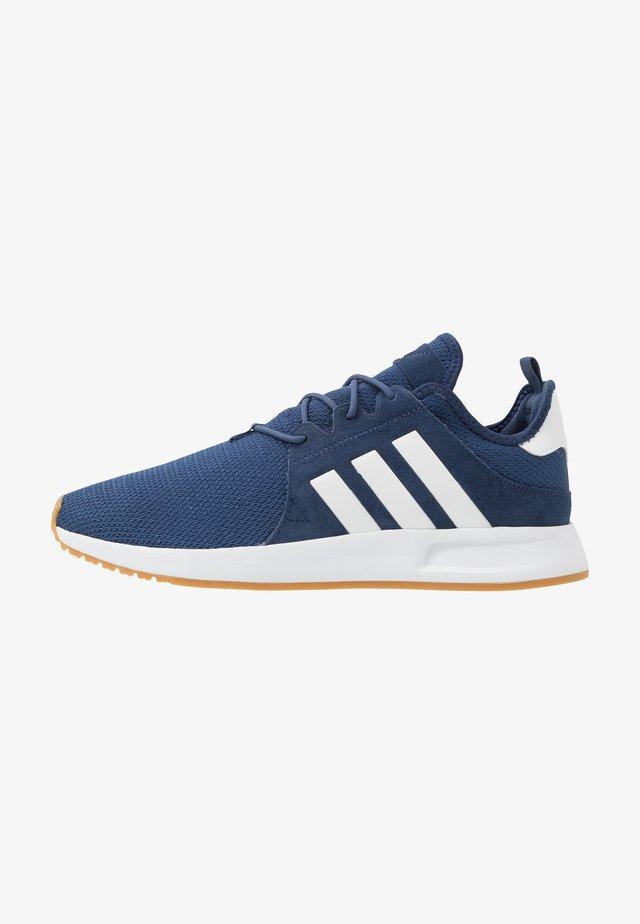 X_PLR - Sneakersy niskie - tech indigo/footwear wihte