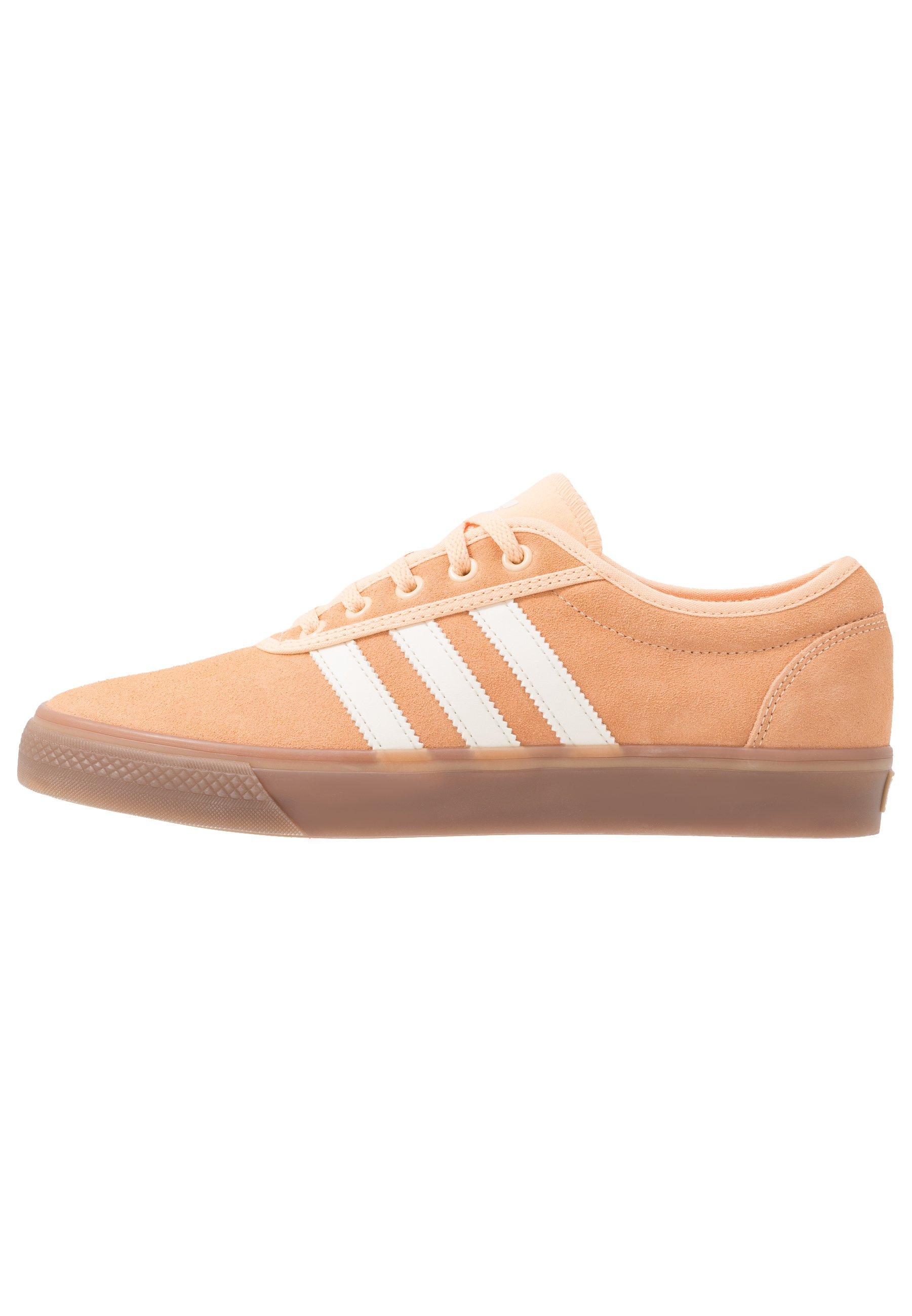 Adidas Originals Adi-ease - Trainers Glow Orange/white