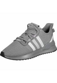 adidas Originals - PATH RUN - Sneakers laag - grey heather/green - 2