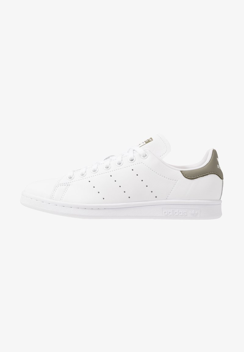 adidas Originals - STAN SMITH - Sneakers laag - footwear white/legend green