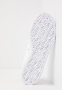 adidas Originals - STAN SMITH - Sneakers laag - footwear white/legend green - 4