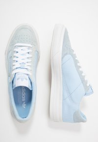 adidas Originals - CONTINENTAL - Trainers - glow blue/footwear white - 1