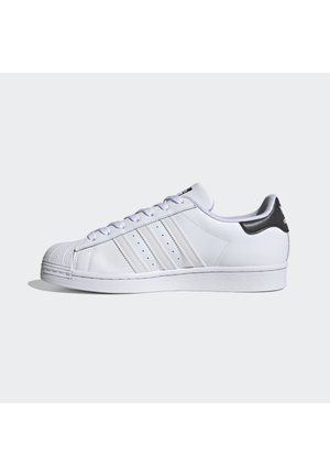 2020-04-02 SUPERSTAR SHOES - Matalavartiset tennarit - white