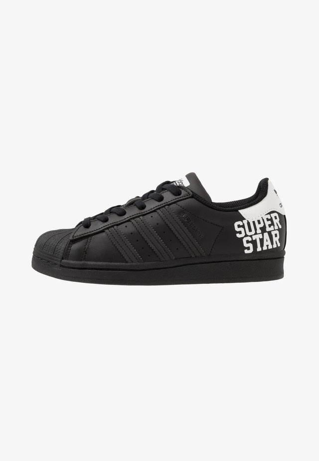 2020-04-02 SUPERSTAR SHOES - Sneakers basse - core black/footwear white