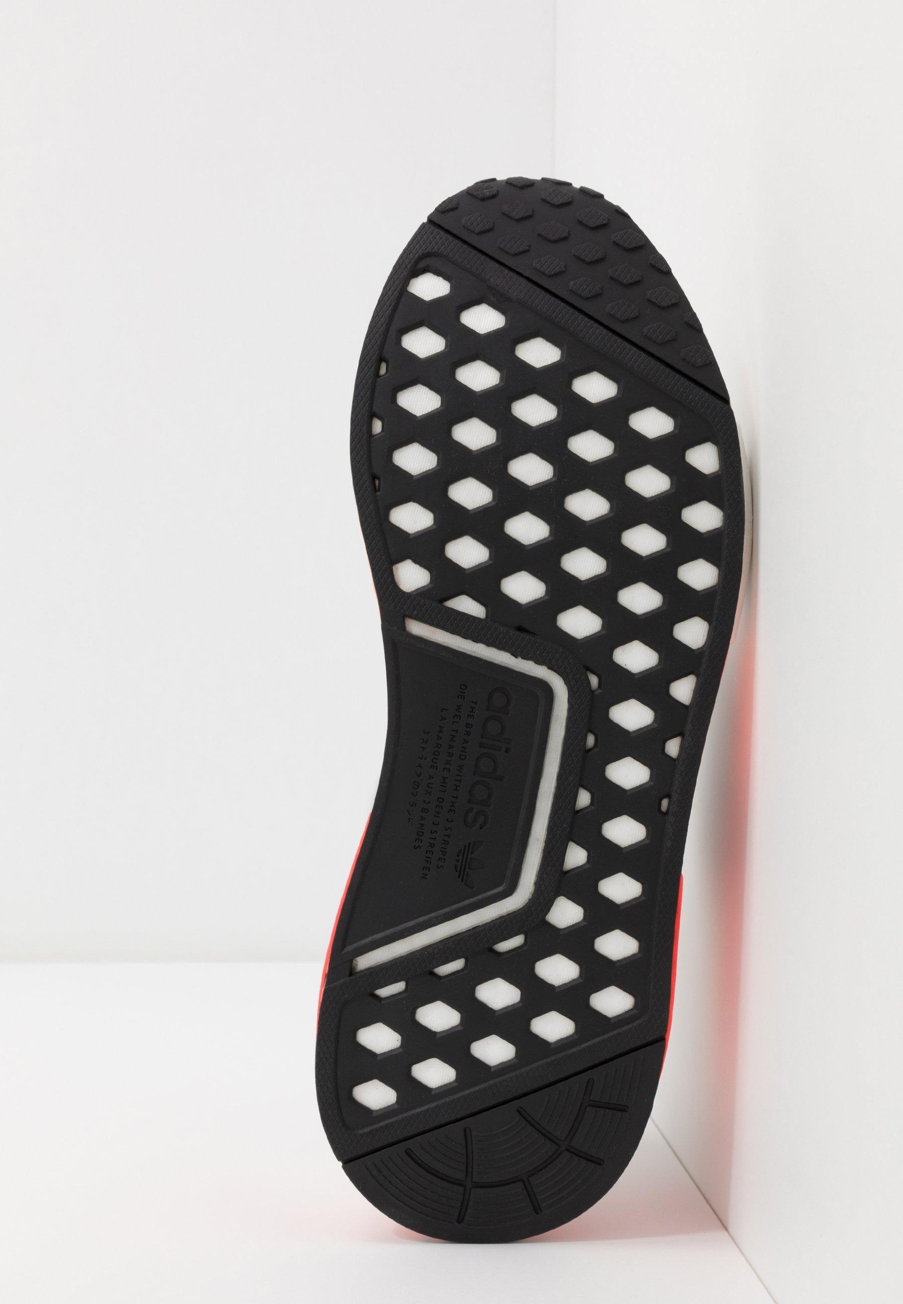 Adidas Originals Nmd R1 - Zapatillas Footwear White/coreblack/solar Red