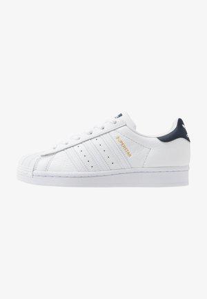 SUPERSTAR - Sneakers laag - footwear white/collegiate navy