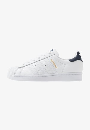 SUPERSTAR - Sneaker low - footwear white/collegiate navy