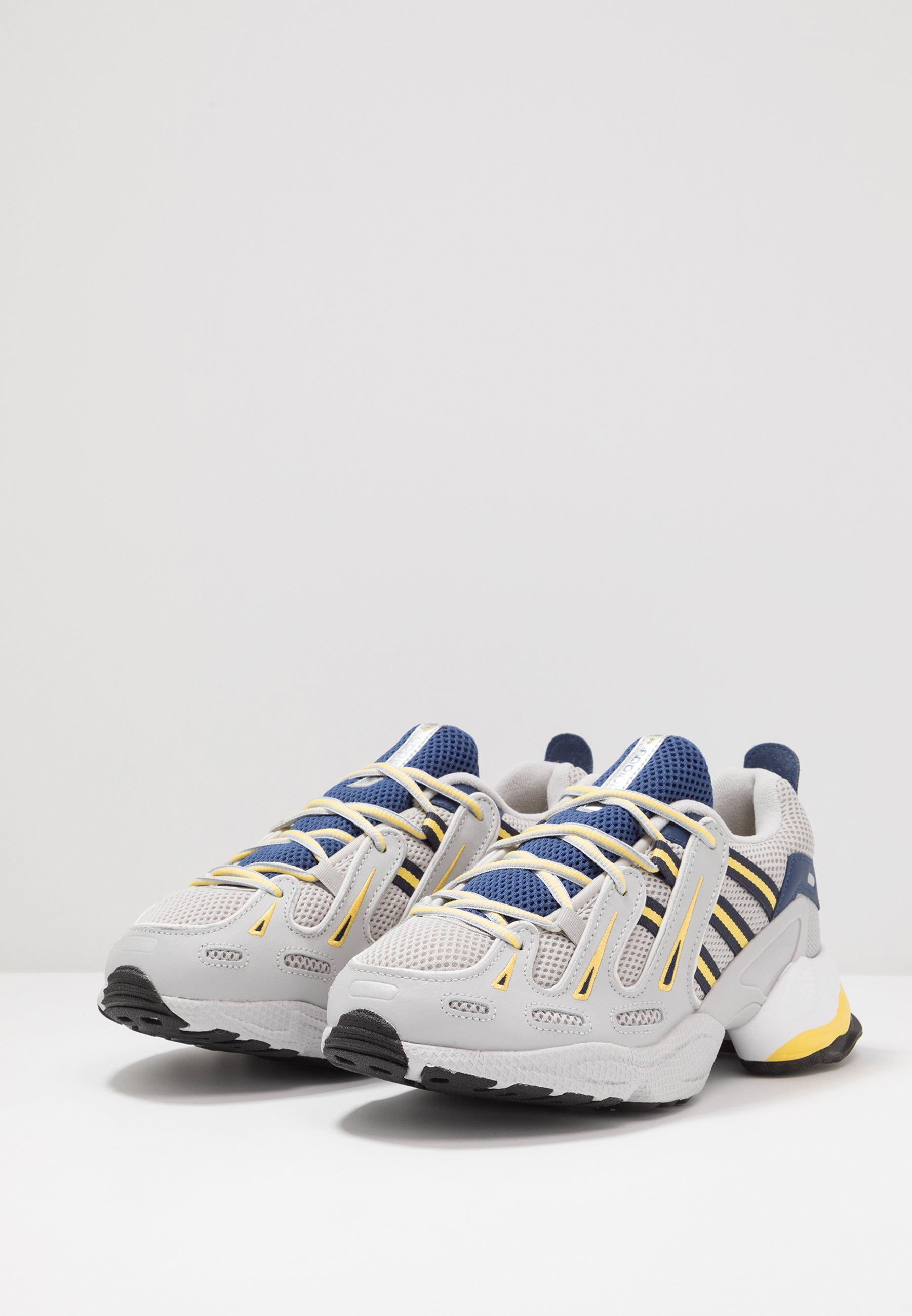 Adidas Originals Eqt Gazelle - Zapatillas Grey Two/legend Ink/yellow