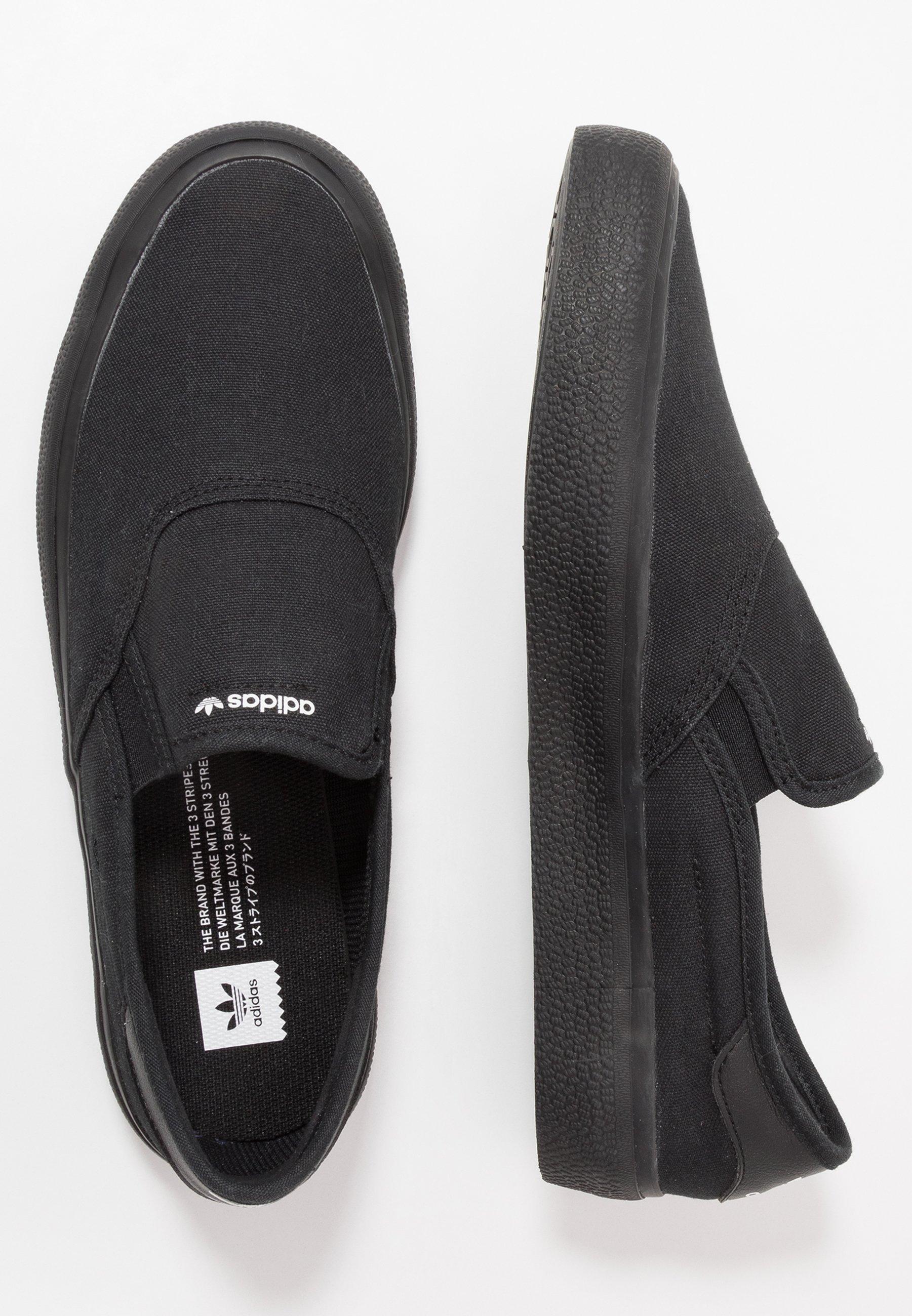 Adidas Originals 3mc - Instappers Core Black/footwear White Goedkope Schoenen