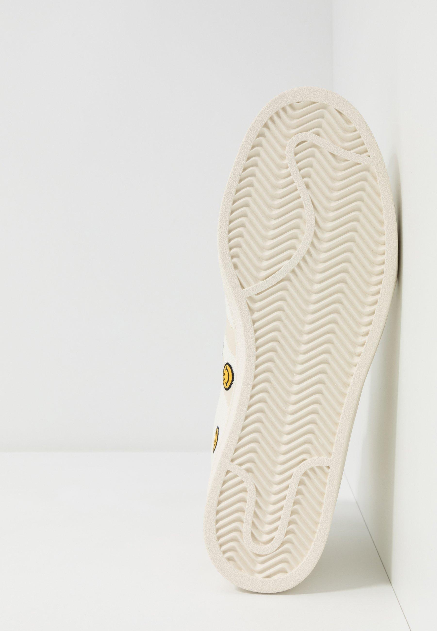 Adidas Originals Americana Decon - Zapatillas Altas Offwhite/core White/easy Yellow