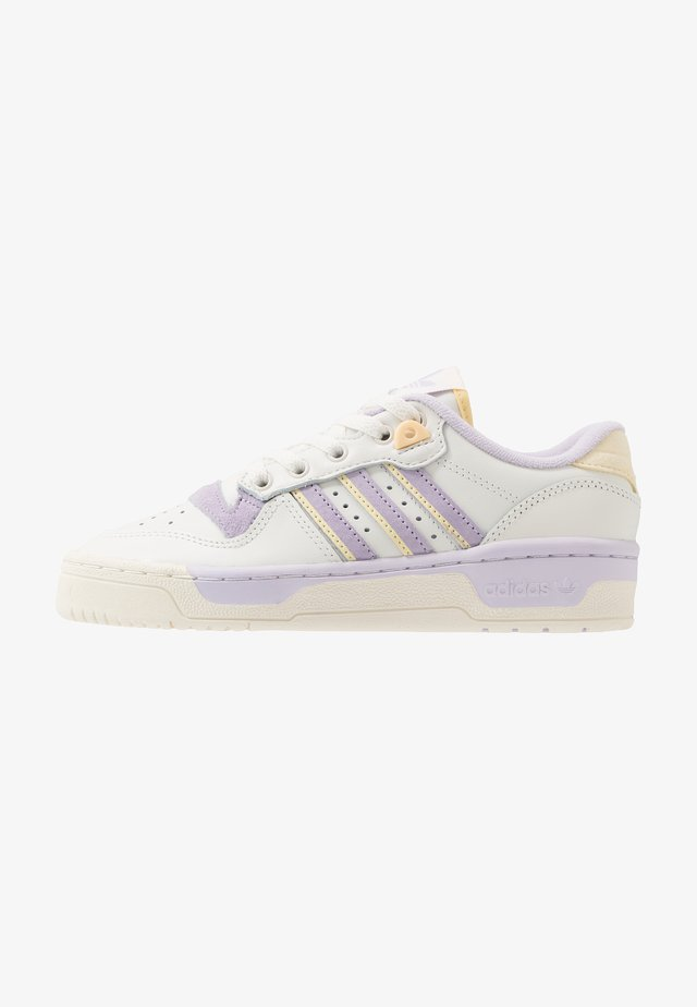 RIVALRY - Baskets basses - cloud white/offwhite/purple tint